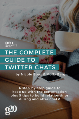The Complete Guide to Participating in Twitter Chats
