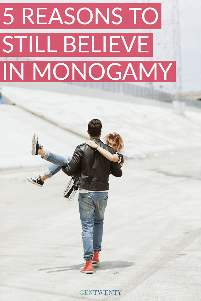 5 Reasons to Believe in Monogamy