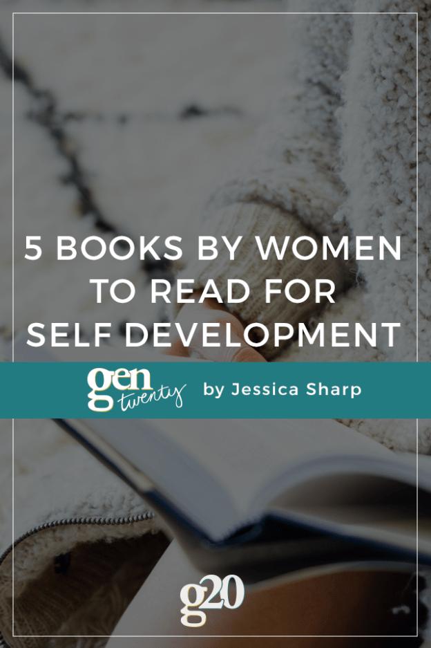 5 Books Written By Women To Read For Self Developme
