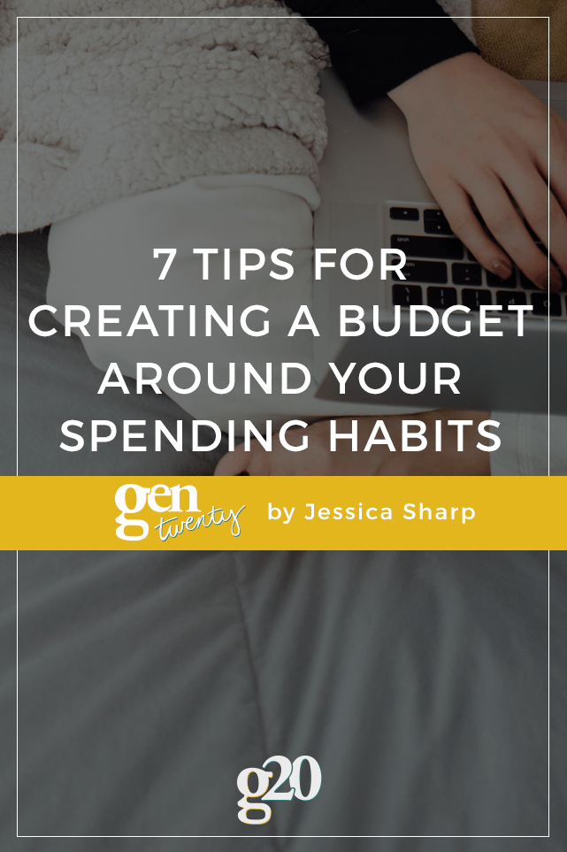 There's a lot of people out there who say that you need a budget, but say nothing about how to make one that works with your spending habits. Here are 7 tips for doing just that: