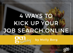 4 Ways To Kick Up Your Job Search Online