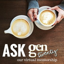 Ask GenTwenty: How do we know what our true calling is?