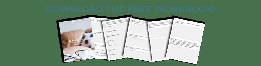 Free Self-Care Strategy Workbook.