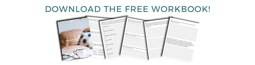 Free Self-Care Strategy Workbook.