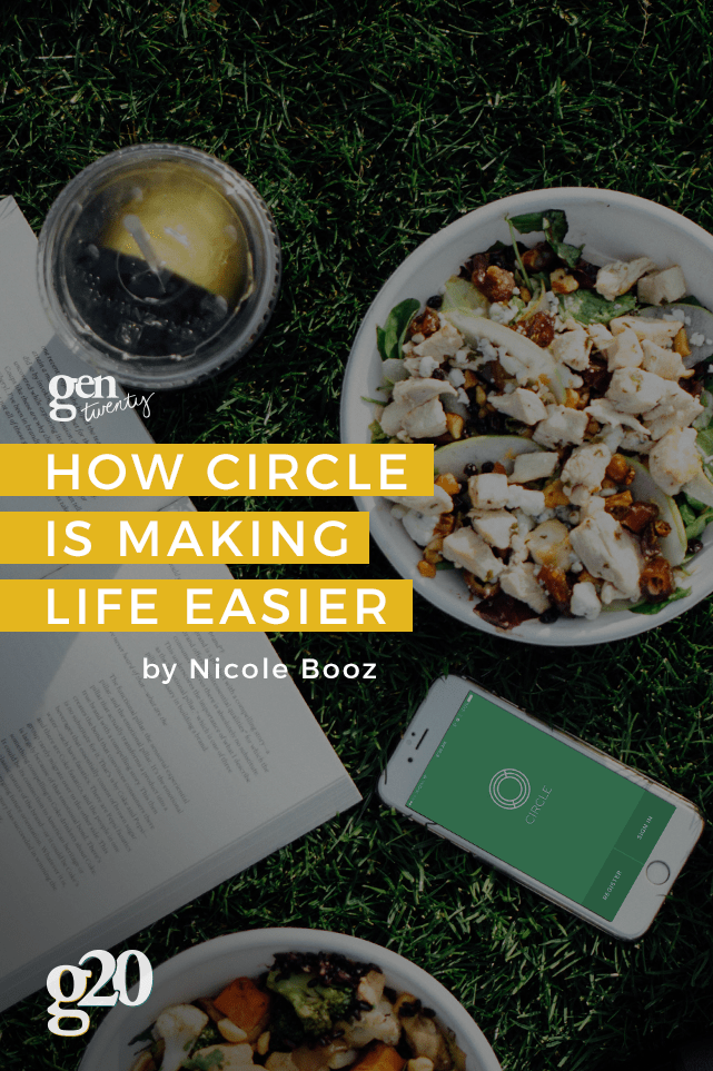 Split the bill and send GIFs? Circle is not only making life easier, but making it more fun, too.