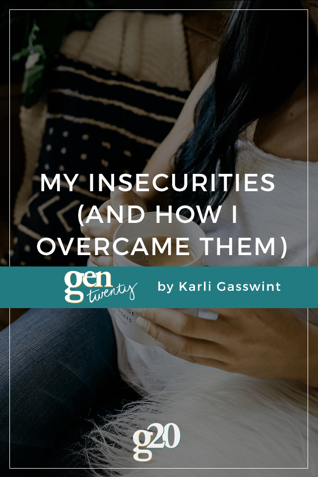 Not a single one of us can escape the feeling of insecurity. I've opened up about my 3 biggest insecurities and what I've done to beat them.