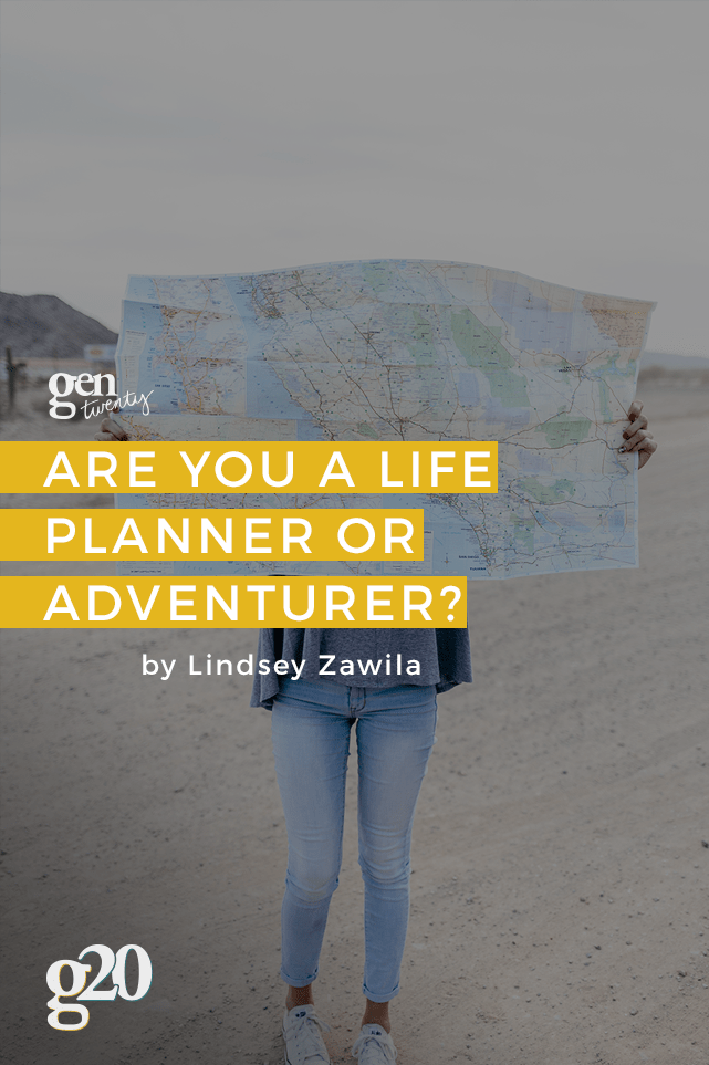 The Planner is safe, secure and predictable, but can be inflexible and restrictive. Meanwhile, the Adventurer is daring, exhilarating, and flexible, but unpredictable and uncertain. Which one are you?