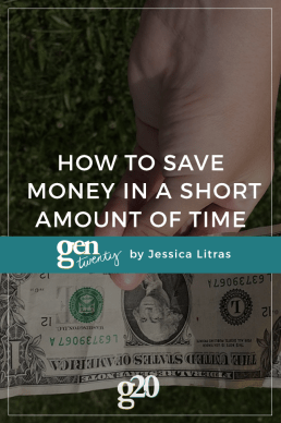 How To Save Money in a (Very) Short Amount of Time