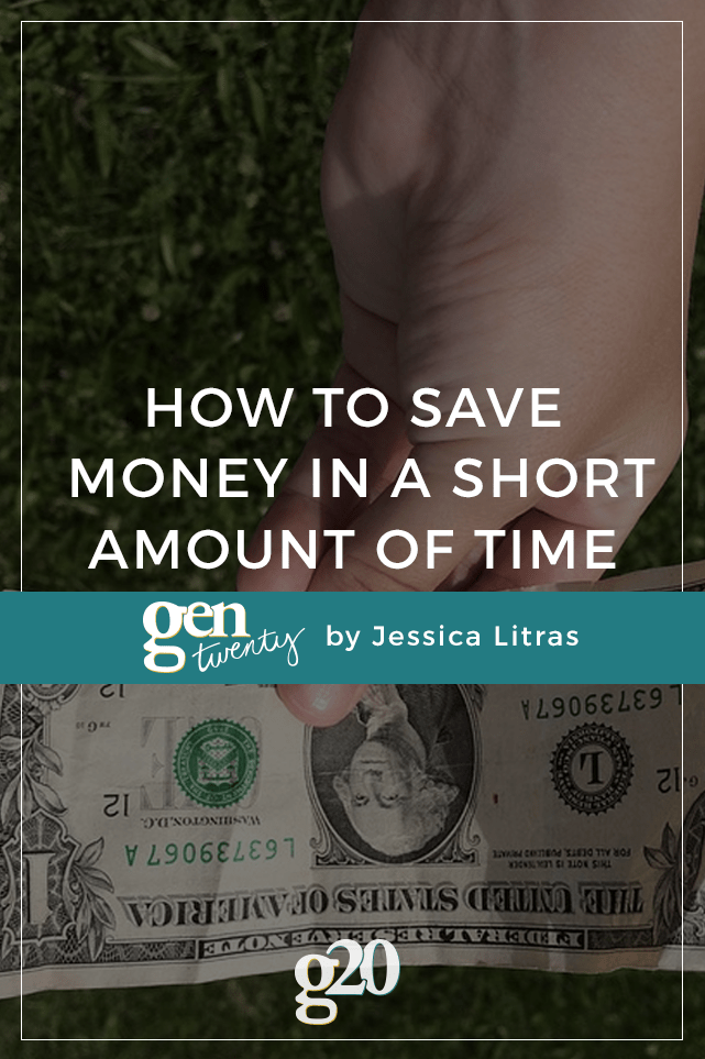 A last minute once in a lifetime trip has come up -- can you afford it? Click through for 6 ways to save a lot of money in a very short amount of time.