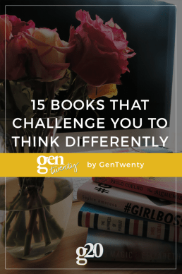 15 Books That Challenge Us To Think Differently