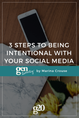 How I Became More Intentional With My Social Media Accounts