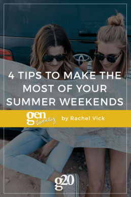 Making the Most of Your Summer Weekends