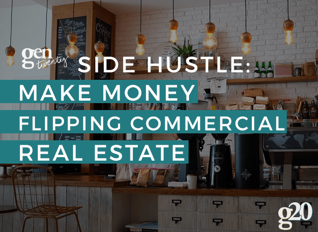 Have you ever considered flipping real estate as a side hustle? Many people have found success with this method.