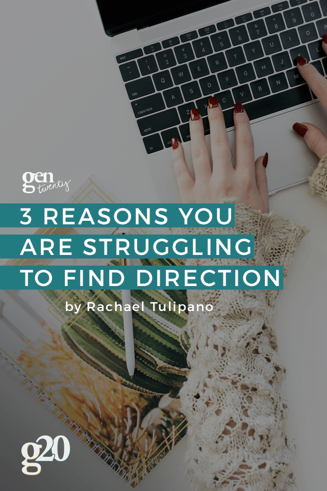 3 Reasons Why Millennials Struggle To Find Direction