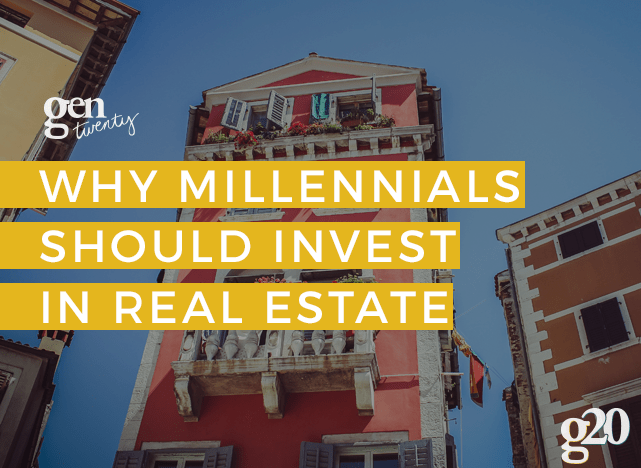 millennial real estate investment
