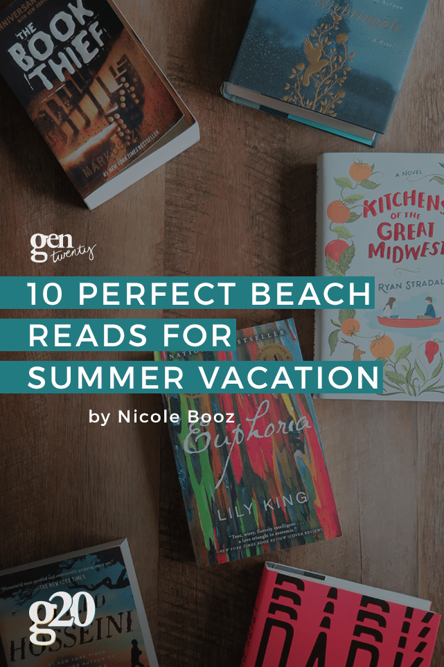 Summer is the perfect time to pick up a new book. Here are my picks.