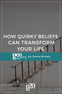 How Quirky Beliefs Can Transform Your Outlook