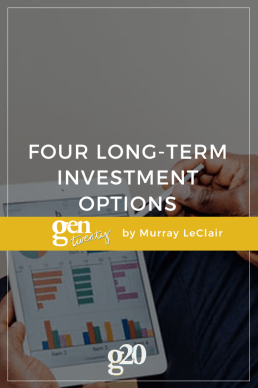 4 Long-Term Investment Options to Consider