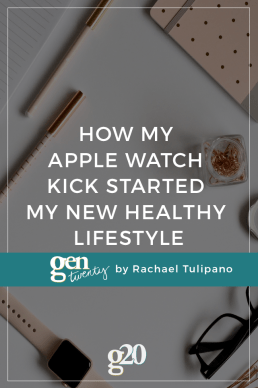 How My Apple Watch Kick Started My New Healthy Lifestyle