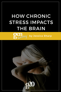 How Chronic Stress Impacts The Brain (And What You Can Do About It)