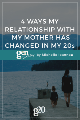 4 Ways My Relationship With My Mother Has Changed In My 20s
