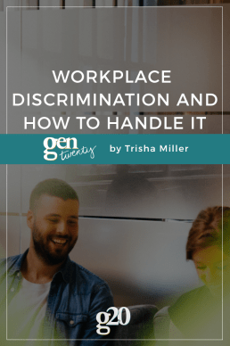 Workplace Discrimination and How to Handle It