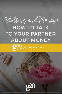 Adulting and Money: How To Talk To Your Partner About Money