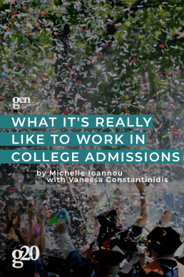 What It's Really Like To Work in College Admissions