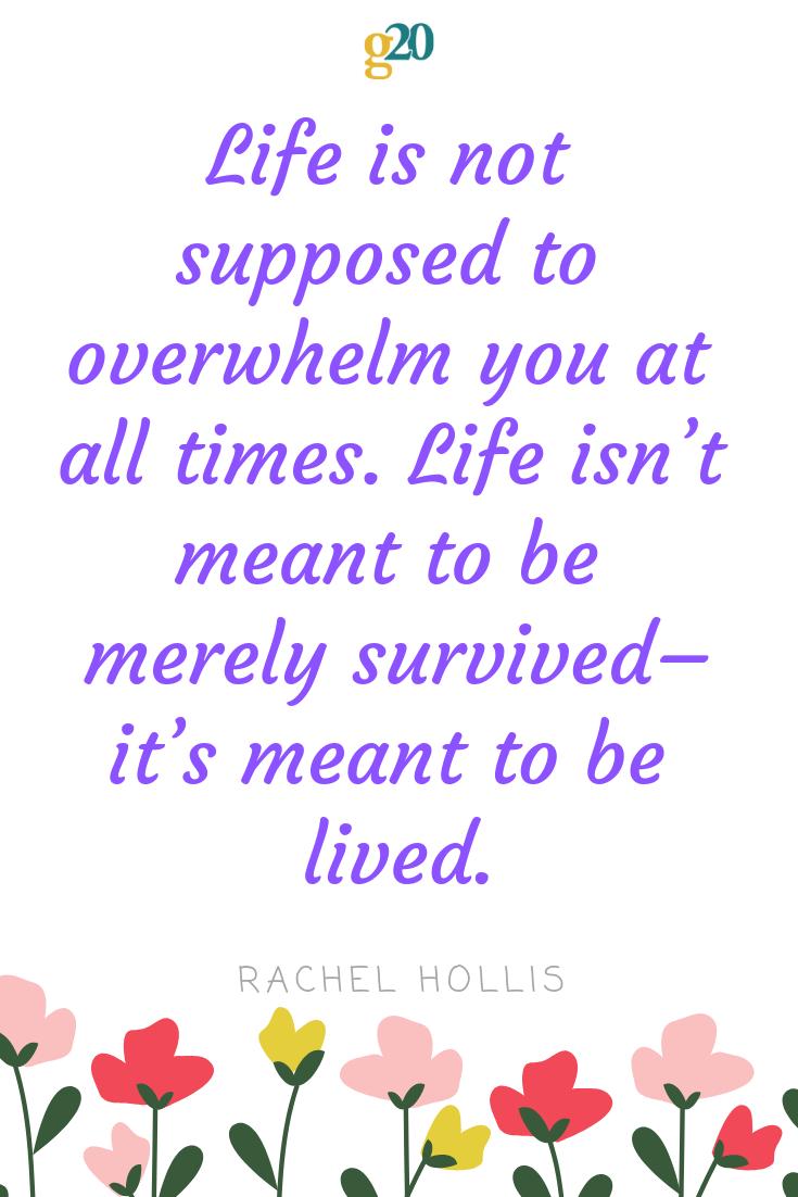 Rachel Hollis Quote