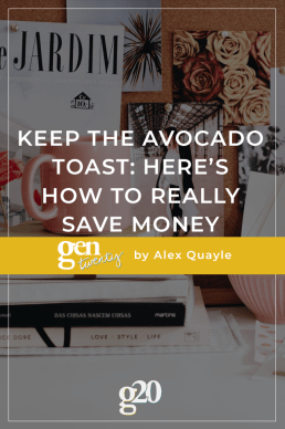 Keep the Avocado Toast: Here's How To Really Save Money