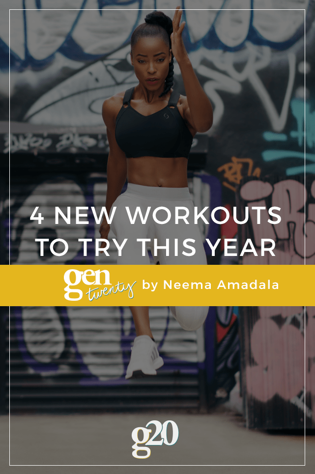 Day 15: Try a New Workout
