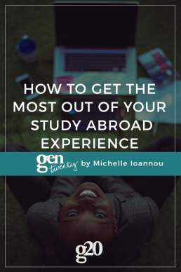 5 Ways To Get The Most Out Of Your Study Abroad Experience