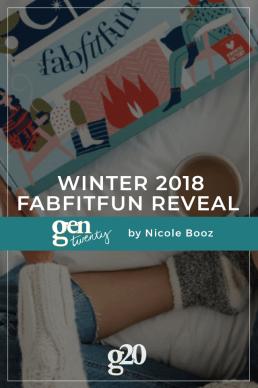Winter 2018 FabFitFun Box Reveal - FULL SPOILERS