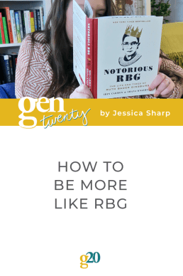 How To Be More Like RBG