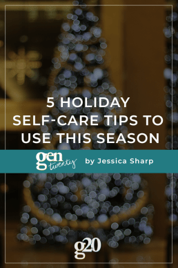 5 Holiday Self-Care Tips To Use This Holiday Season