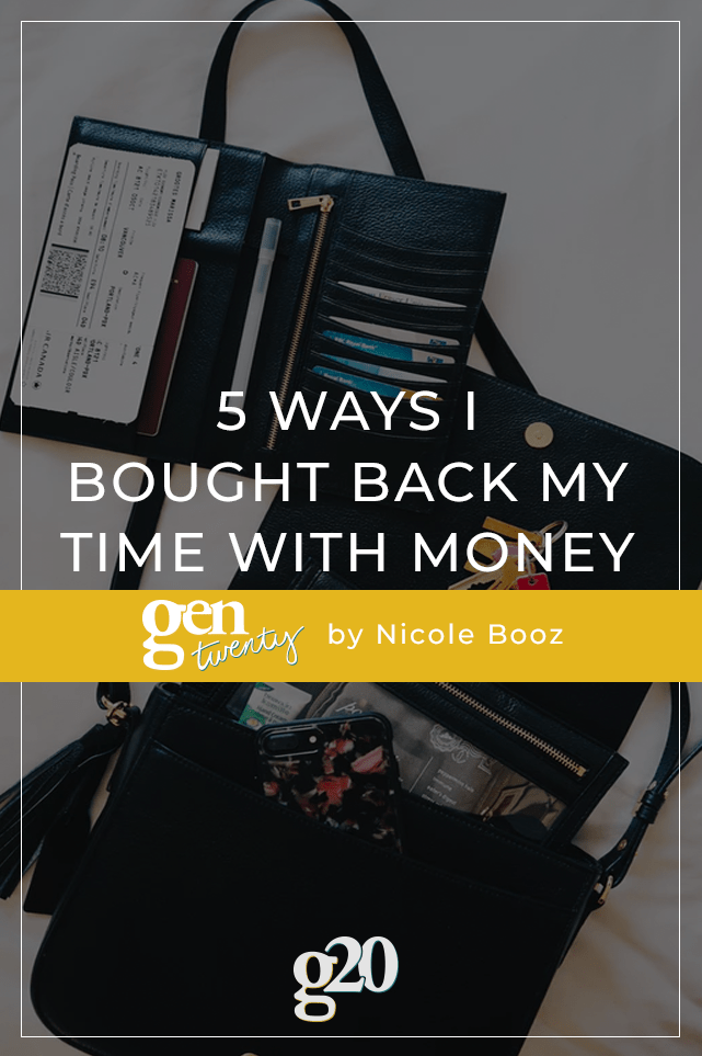 5 Ways I Bought Back My Time