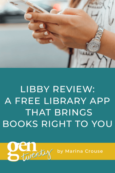 Libby Review: A Free Library App That Brings Books Right To You