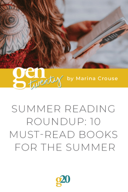 Summer Reading RoundUp: 10 Must-Read Books For The Summer