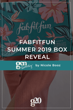 Summer 2019 FabFitFun Box Spoilers and Reveal (with a DISCOUNT!)