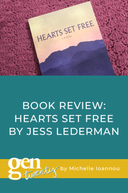 Hearts Set Free by Jess Lederman Book Review