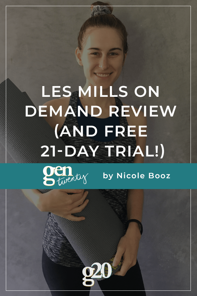 LES MILLS On Demand Review (and Free 321-Day Trial!)