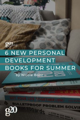 6 New Self-Development Books To Read This Summer