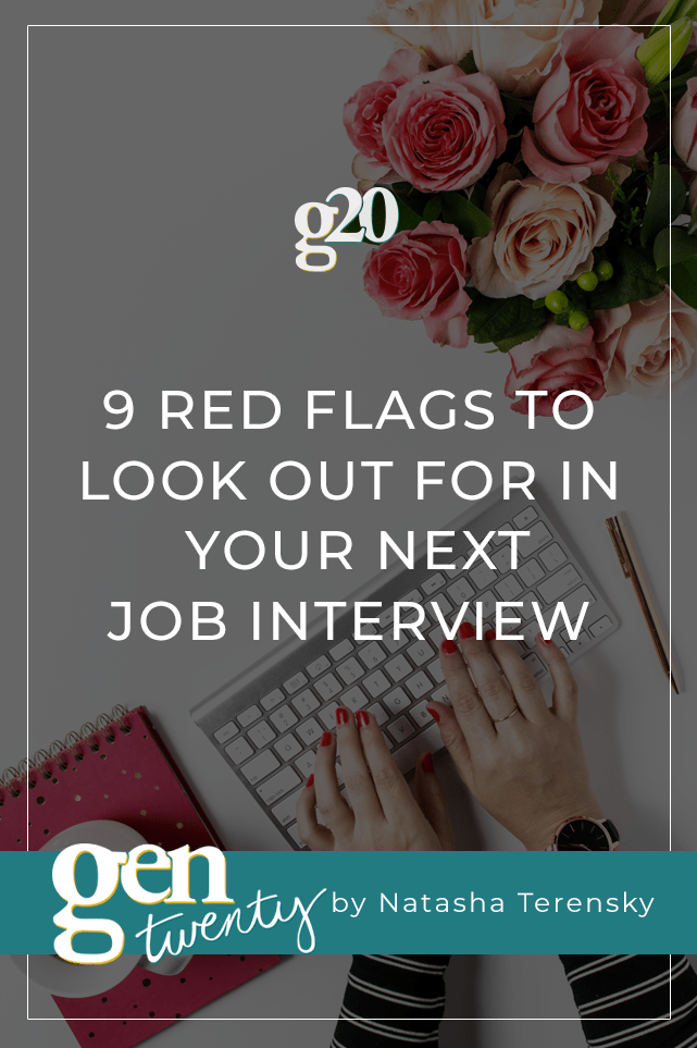 title photo 9 Red Flags To Look Out For In Your Next Interview