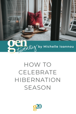 How To Celebrate Hibernation Season