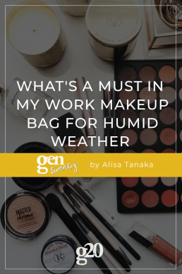 What's A Must In My Humid Weather Makeup Bag