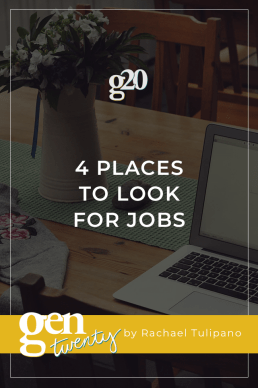 4 Places to Look for Jobs