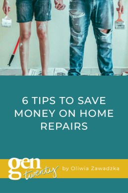 6 Tips To Save Money on Home Repairs