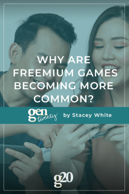 Why Are Freemium Games Becoming More Common?