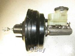 Jdm Brake Booster 1 Master Cylinder No Abs For Honda Civic Ek9 Type-r B16b 96