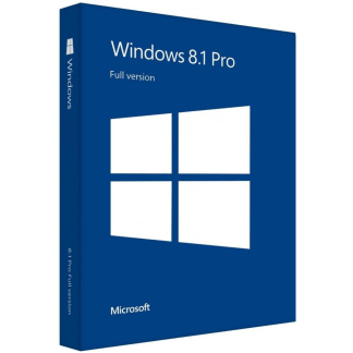 Windows 8.1 Pro Retail KEY 64 BIT